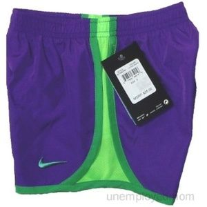 Nike Tempo Shorts Little Girls Athletic Running
